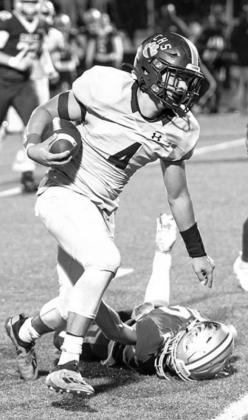 Kingfisher County Fall Sports
