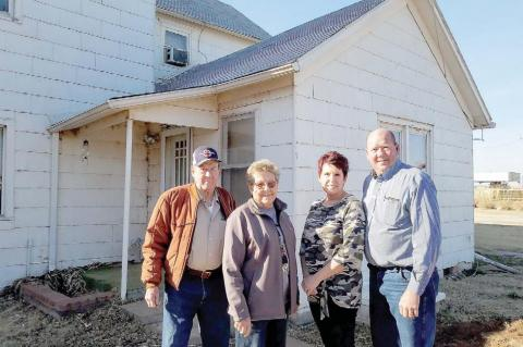 From County Home to Family Home 'Poor farm' enriches Chlouber family history