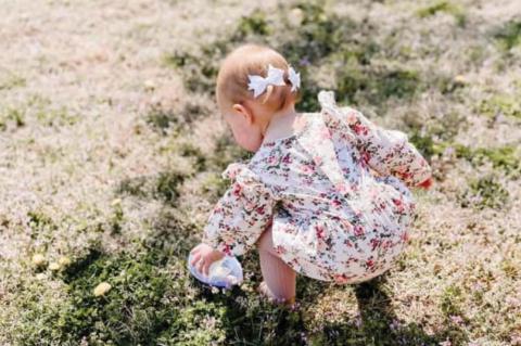 Easter Hunt Rated 'E' for 'Egg-cellent