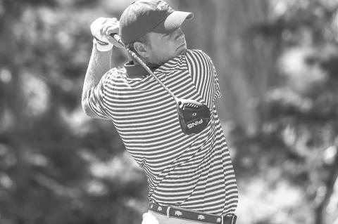 Overstreet an ace on course, in class