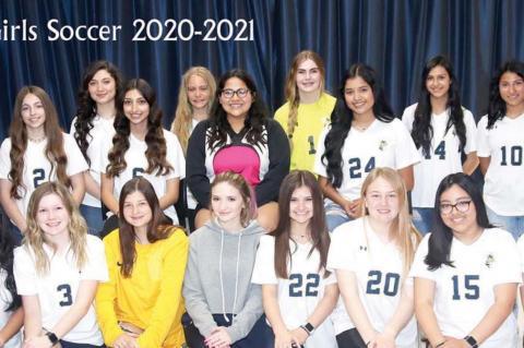 KHS Girls Soccer 2020-2021