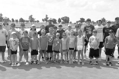 KGC plays host to annual, two-day Yellowjacket Golf Camp