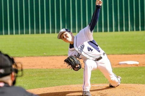 Jacket pitchers quiet McLoud bats