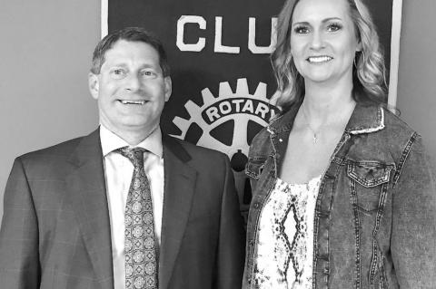 CASA official speaks at Rotary Club