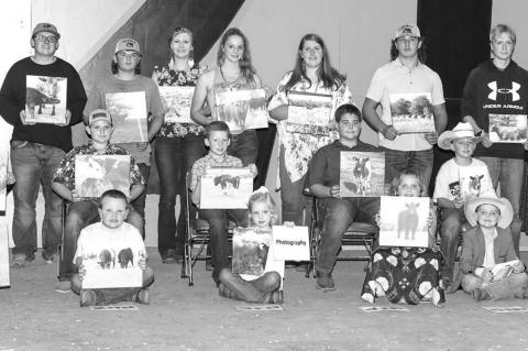 Glazier earns high honor in photo contest