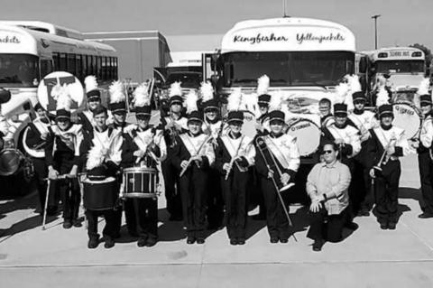 KHS band 'excellent' at regional