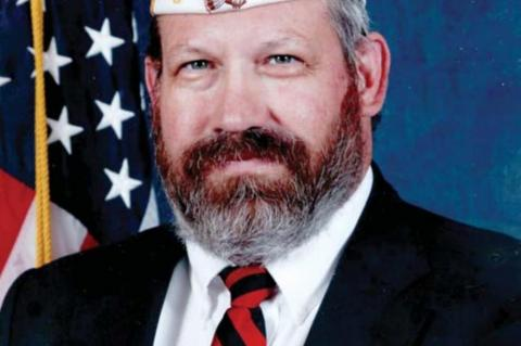 Local Air Force vet, Purple Heart recipient elected to state post