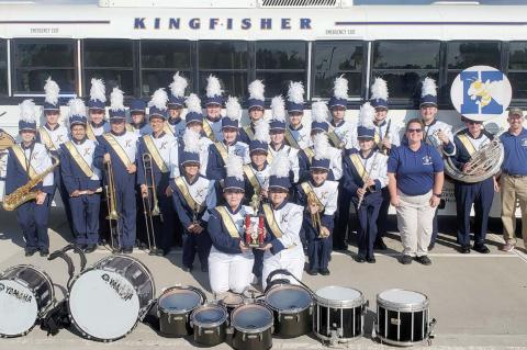 Pride of Kingfisher Superior at Tri-State