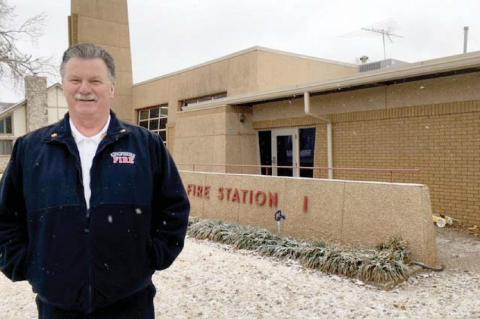 Options weighed for fire station