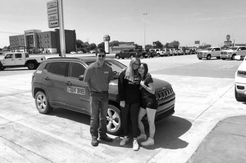 Dealerships loan cars for driver's ed students