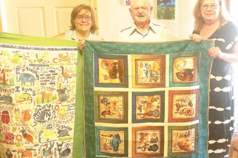 COMFORTING QUILTS