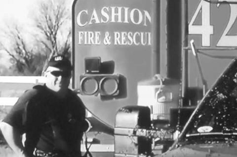 Cashion fireman lauds benefits of ACS