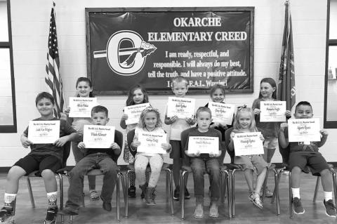 Okarche Elementary 'Real Warriors'