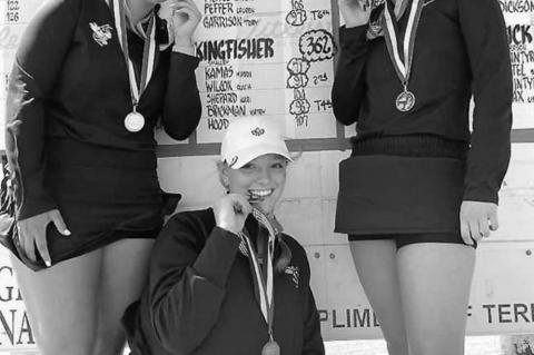 KHS girls claim Elk City title