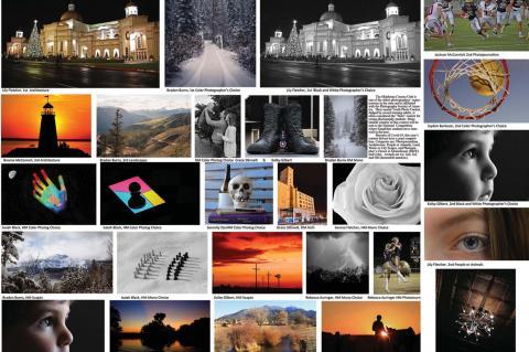 Oklahoma Camera Club Youth Photo Contest Kingfisher Digital Winners 2021