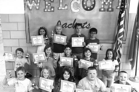 Gilmour Elementary announces GE Award winners