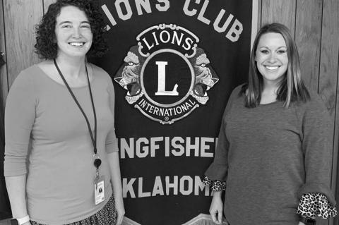 Lions learn of new workplace wellness program