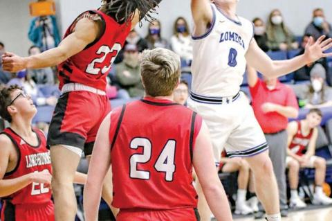 Raiders don't look past Dover in Class B district