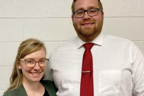 HPS hires Newkirk couple as principal, music teacher