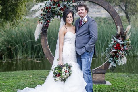 Cooper, Kloeppel wed in California | Kingfisher Times & Free