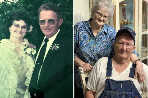 Kuehns celebrating 40th wedding anniversary | Kingfisher Times
