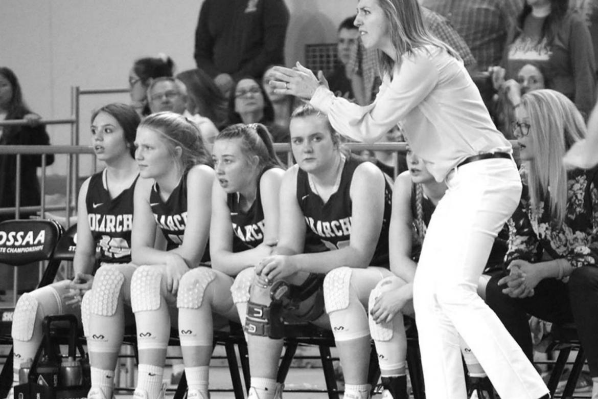 Okarche in the hunt for girls basketball coach