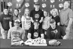 LaGasse signs to play baseball at SWOSU