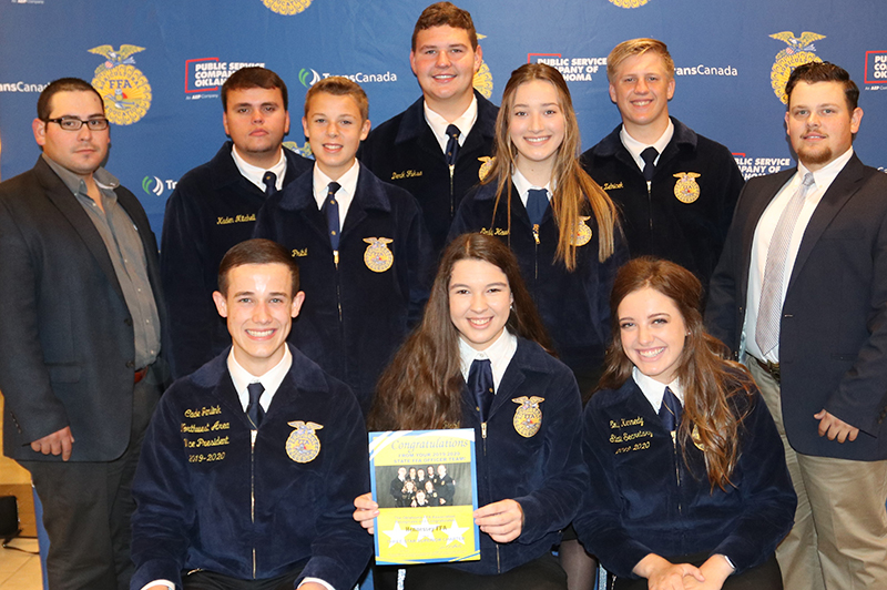 Chapter Officers - SLO FFA